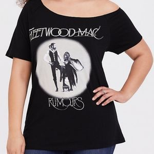 Torrid Fleetwood Mac top